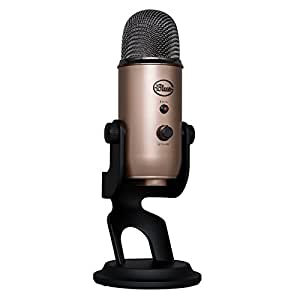 blue yeti usb microphone aztec copper musical instruments. Black Bedroom Furniture Sets. Home Design Ideas