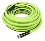 Legacy HFZW5850YW34 Flexzilla 5/8 X 50 Zilla Green Water Hose with 3/4 GHT Ends