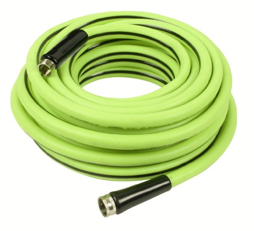 (Legacy HFZW5850YW34 Flexzilla 5/8 X 50 Zilla Green Water Hose with 3/4 GHT)