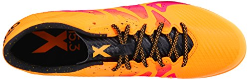 Scarpa Da Calcio Adidas Performance Mens X 15,3 Tf Oro / Nero / Rosa Shock
