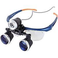 Zgood - Lupas binoculares quirúrgicas de 2,5 x