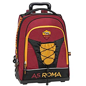 as Roma 1927 Trolley Zaino Scuola/Viaggio 60390 2 spesavip