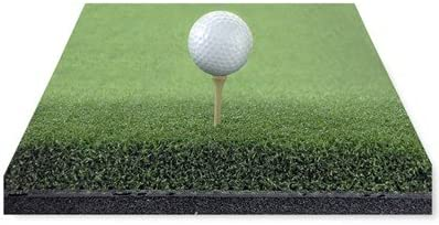 Amazon Com Country Club Elite T Turf Golf Mat Golf