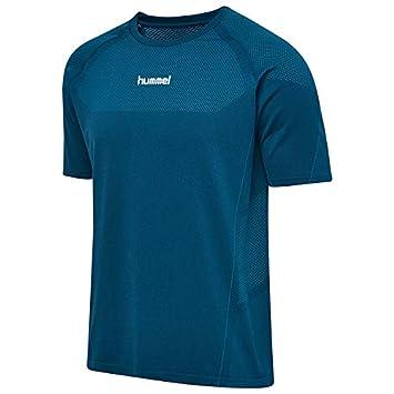 Hummel Jersey Ss Precision Ocean Shirt Moonlit Pro Homme Pour T XikPOuTZ