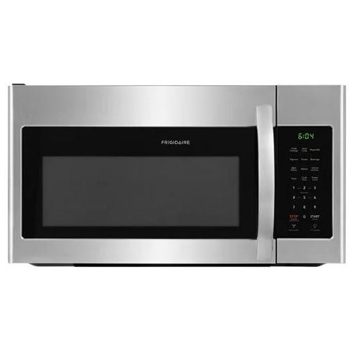 microwave with vent for stove - 9