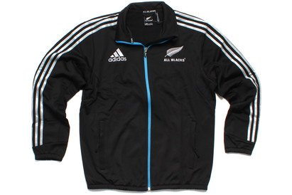 Adidas All Blacks 13/14 Fleece schwarz