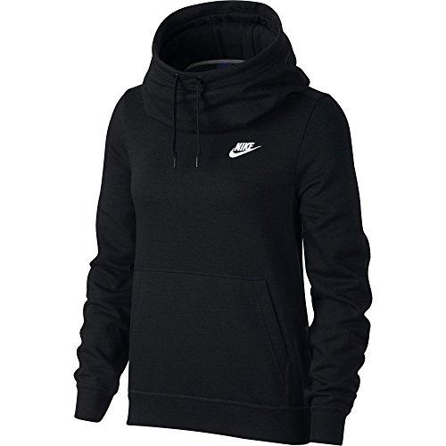 nbsp;sweat Black black W Flc Pour Femmes white Nsw Fnl Nike black 0IqzU7U