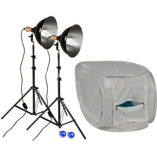 Impact Two-Light Digital Light Shed Kit - Extra Large by Impact