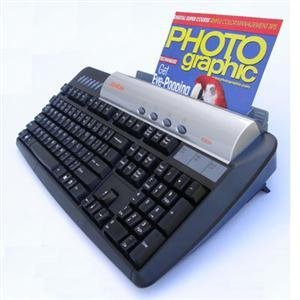 KeyScan Inc, Imaging-Keyboard with ID Card (Catalog Category: Scanners / Document Scanners)