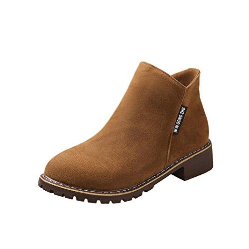 Boots Casual UK Boots Green Womens Khaki Army Boots 4 Winter 5 Ankle Martin Martin Autumn qdYzqC