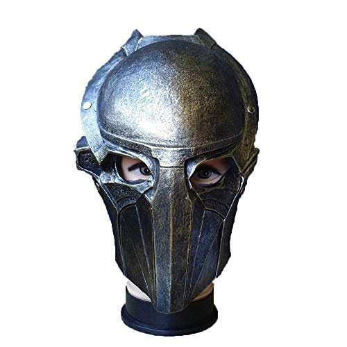 LXIANGP Predator Classic Character Put Eagle mask Cosplay Halloween Carnival Film Play Props Game Equipment Live cs Supplies -