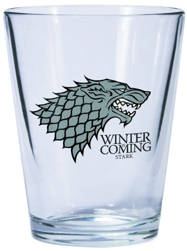 Dark Horse Deluxe Game of Thrones Shot Glass: Stark Sigil