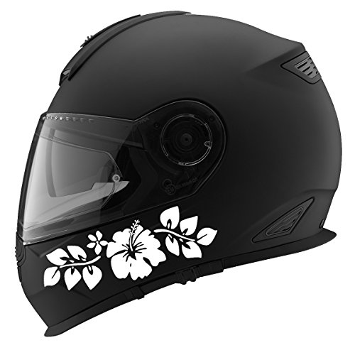 Flower Motorcycle Helmet - 7