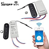 Sonoff IFan02 Ceiling Fan Controller WiFi Smart Ceiling Fan with Light APP Remote Control