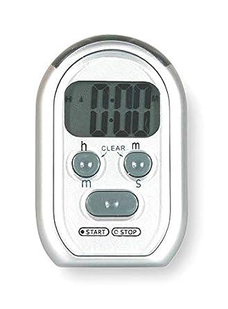 Amazon.com: General Tools TI150 Digital Cronómetro/Reloj con ...
