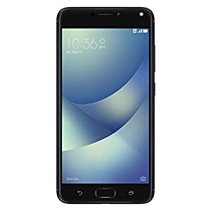 ASUS ZenFone 4 Max 5.5-inch HD 3GB RAM, 32GB storage LTE Unlocked Dual SIM Cell Phone, US
