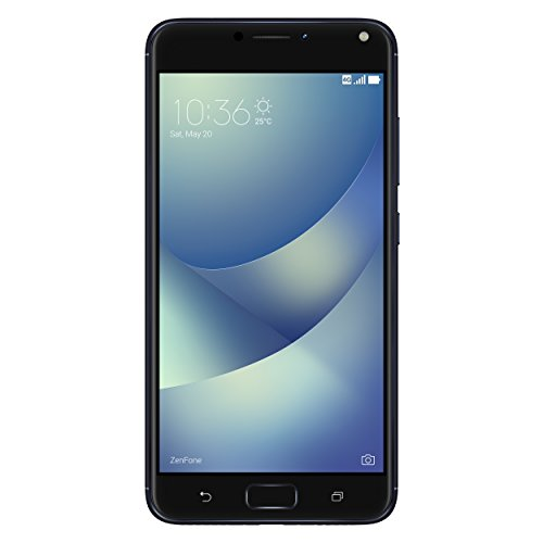 ASUS ZenFone 4 Max 5.5-inch HD 3GB RAM, 32GB storage LTE Unlocked Dual SIM Cell Phone, US by Asus