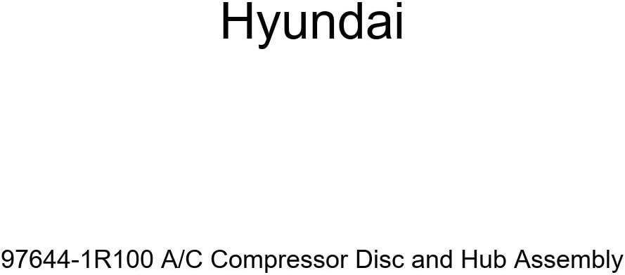 Genuine Hyundai 97644-1R100 A/C Compressor Disc and Hub Assembly