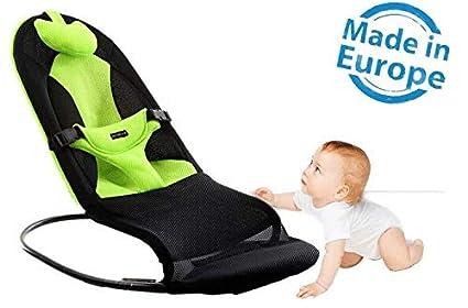 c6cf44606 Tavalax Balance soft - Hamacas para bebés - Sillas mecedoras - Gandulita  bebe - Columpio hamaca