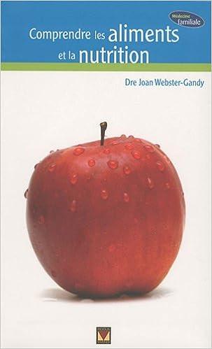 Lire un Comprendre les aliments et la nutrition pdf ebook