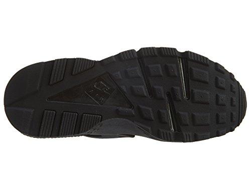 newest 8caf8 e5229 ... Nike Wmns Air Huarache Courir 634835-009 Triple Noir Chaussures Femmes  Taille 5.5