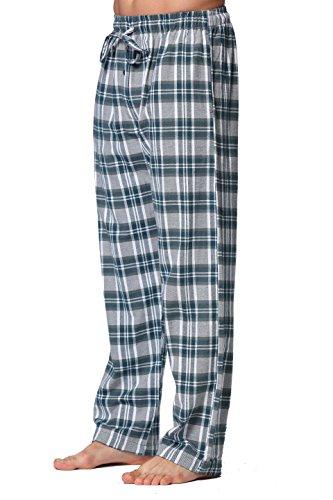 plaid pajama pants - 2
