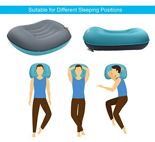Marchway Ultralight Compact Inflatable Camping Pillow