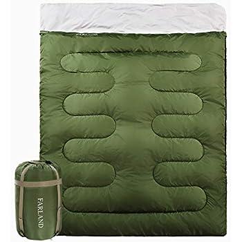 Amazon.com: UPSKR - Saco de dormir ligero e impermeable para ...