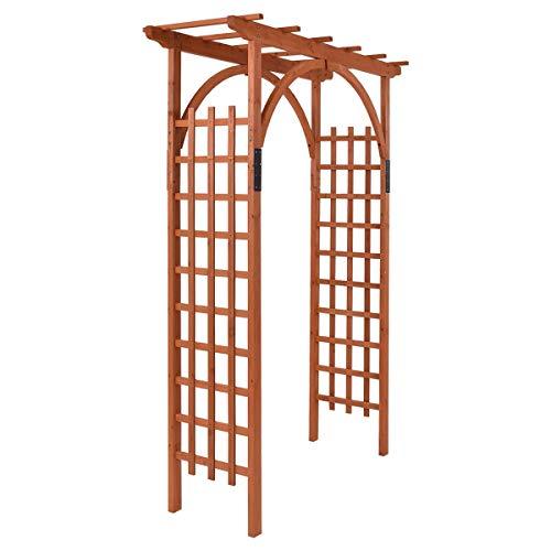GYMAX Wood Arch, 85