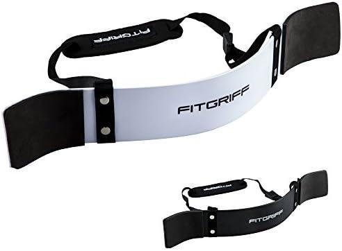 Arm blaster -allenamento bicipiti - isolatore bicipite per bodybuilding FG006S