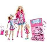 Barbie Sisters Slumber Party Set by Mattel