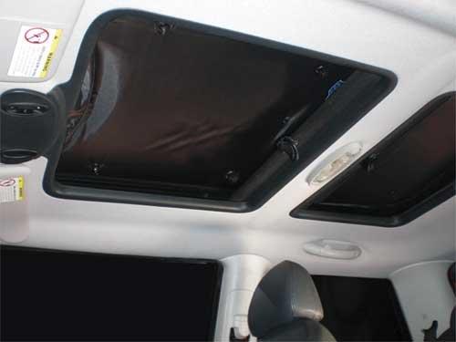 Mini Cooper Sunroof Sun Shade for Cooper & Cooper S - R50 & R53 Hardtop Hatchback (2002-2006) ()