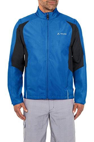 VAUDE Herren Jacke Dundee Classic Zip Off Jacket, Blue, XL, 06811