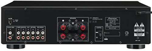Pioneer Elite A-20 2-Channel Integrated Amplifier with Direct Energy Design by Pioneer