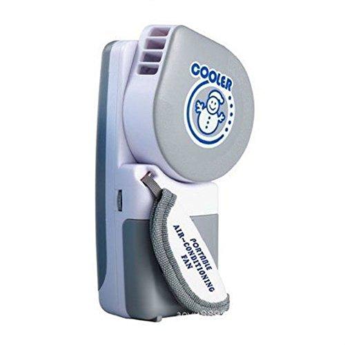 02 Cool Portable Fan Battery : Wonenice portable small fan mini air conditioner cool