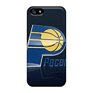 Pretty Gimuw2220kQfyk Iphone 5/5s Case Cover/ Indiana Pacers Series High Quality Case