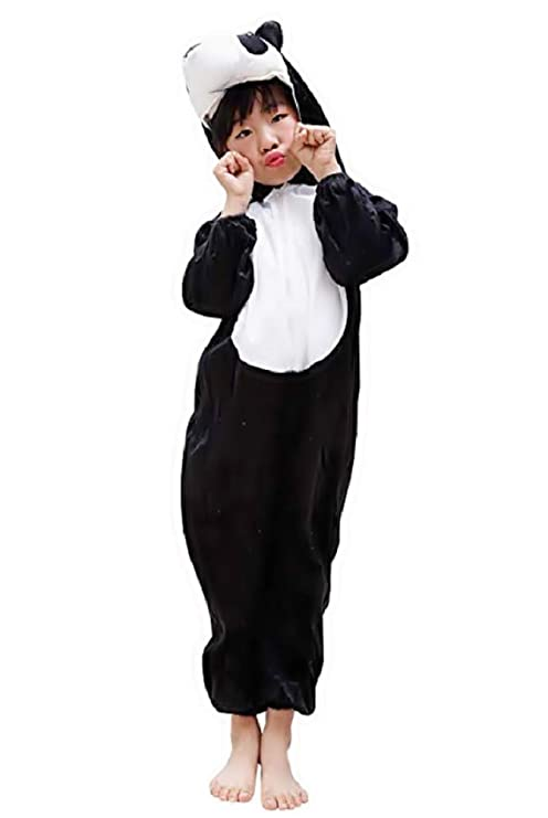 Lovelegis (Talla XXXL) Disfraz de Oso - Panda - 8/9 años - Disfraz ...