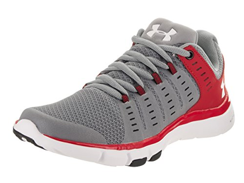UA Red Under Limitless G Shoes Women's Micro Steel Team Training Armour 2 White BUU1EqO