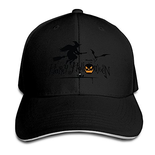 [ACMIRAN Happy Halloween Personalize Headband One Size Black] (Pepsi Costume Halloween)