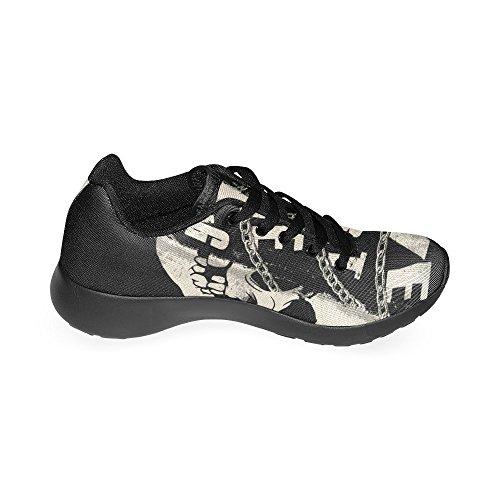 InterestPrint zombie zombie Running 1 Skull Shoes Sports for InterestPrint Shoes for Men Running Sports rEXwYCqxwn