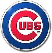 MLB Chicago Cubs Die Cut Color Automobile Emblem