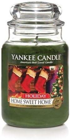 Home Interior Large Jar Candles