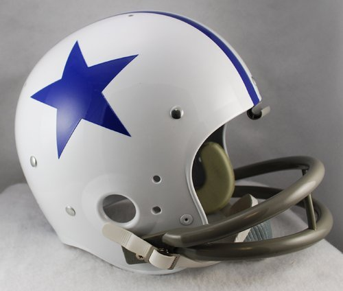 NFL Dallas Cowboys TK Suspension 60-63 Helmet by Riddell