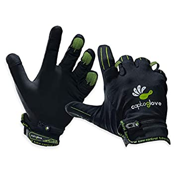 Image of CaptoGlove 1.0 Pair Medium Wearable Gaming Hand Machine Interface - PC Controllers