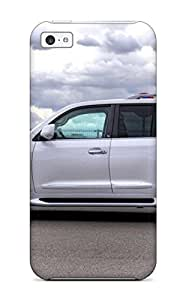 Scratch-free Phone Case For Iphone 5c- Retail Packaging - Lexus Lx 570 17