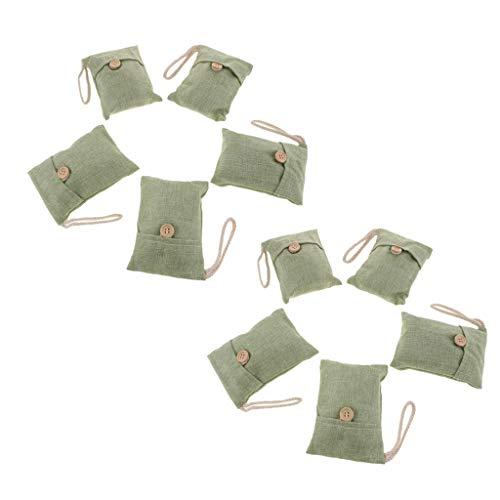 D DOLITY 10 Paquetes X100g - Bolsas para Ambientadores para El Hogar Y para Ambientadores De Coches, Desodorizante Y...