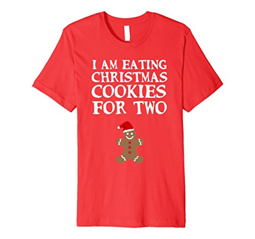 Funny Christmas Pregnancy Announcement Shirt Pregnant X-MAS