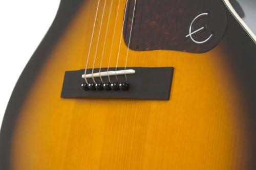 Epiphone EL-00 PRO - Guitarras electroacústicas, color vintage sunburst: Amazon.es: Instrumentos musicales