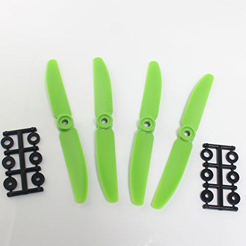 HQ Prop 5x3 Propeller Green 4 pcs CW CCW(2 pcs direct drive 2 pcs direct drive pusher) iFLY® wholesale