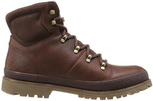Helly Hansen Brinken, Stivali da Escursionismo Uomo Marrone (Barley/Shopping Bag/H)